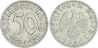50 Pfennig 1939 J Deutschland / Drittes Reich Drittes Reich 50 Pfennig ... 12,00 EUR  +  6,50 EUR shipping