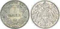 1 Mark 1894 G Deutschland / Kaiserreich 1 Mark 1894 G ss, ss  50,00 EUR  +  7,50 EUR shipping