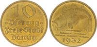 10 Pfennig 1932 Polen / Danzig Polen / Danzig 10 Pfennig 1932 Prfr.-Ste... 40,00 EUR  +  7,50 EUR shipping