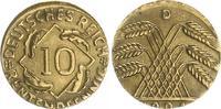 10 Pfennig auf 5 Pf. Schrötling 1924D Deutschland / Weimar 10 Pfennig J... 125,00 EUR  +  7,50 EUR shipping