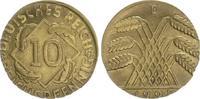 10 Pfennig auf 5 Pf. Schrötling 1925D Deutschland / Weimar 10 Pfennig J... 125,00 EUR  +  7,50 EUR shipping