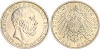3 Mark 1909A Deutschland / Schwarzburg-Sondershausen Kaiserreich Schwar... 110,00 EUR  +  7,50 EUR shipping