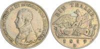 1 Taler 1819D Preußen Preußen 1 Taler, Friedrich Wilhelm III. 1819D Kan... 55,00 EUR  +  7,50 EUR shipping