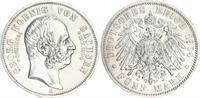 5 Mark 1904E Deutschland / Kaiserreich / Sachsen Sachsen 5 Mark Silberm... 175,00 EUR  +  7,50 EUR shipping