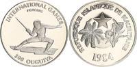 500 Ouguiya 1984 Mauretanien Mauretanien 500 Ouguiya Intzernational Gam... 30,00 EUR  +  7,50 EUR shipping