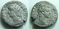 Antike / Römische Kaiserzeit / Nero Provinzialprägung - Billion Tetradrachme Nero   Billion Tetradrachme  Provinzialprägung Alexandria, Tiberius (1)