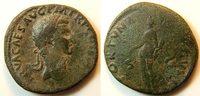 As 96-98 Antike / Römische Kaiserzeit / Nerva Nerva  As mit Rückseitend... 50,00 EUR  +  7,50 EUR shipping