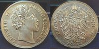 Ludwig II.versilberte Medaille 1873 Deutschland/ Bayern Bayern, Königre... 30,00 EUR
