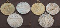 3x Gaumeisterschaften Bohle 1930,33,35 Deutsches Reich/ Weimar Weimar 3... 60,00 EUR