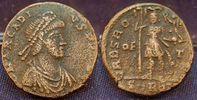 Bronze AE3 383-408 Antike / Römische Kaiserzeit Arcadius  Bronzemünze A... 40,00 EUR