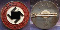kleine  Ansteckbrosche ca. 1940 3. Reich 3...
