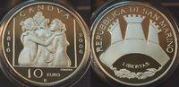 10 Euro 2006 San Marino San Marino 10 Euro Gedenkmünze 2006 Casanova Po... 35,00 EUR