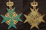 Sammleranfertigung Orden Pour le Merite, Ordenskre (1740) Deutschland/ ... 45,00 EUR