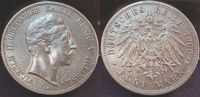 5 Mark 1906 Deutschland / Kaiserreich / Preußen Preußen 5 Mark Silbermü... 45,00 EUR