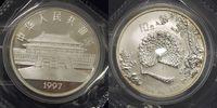 10 Yuan 1997 China China 10 Yuan Panda, 1997, Pfau 1 Unze Silber, st st  120,00 EUR  +  7,50 EUR shipping