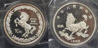 10 Yuan 1996 China China 10 Yuan Einhorn, 1996, 1 Unze Silber, PP PP  195,00 EUR  +  7,50 EUR shipping