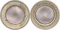 Deutschland Fehlprgung 1 Euro 2002? prge...