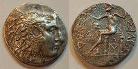 Tetradrachme frühe Imitation Alexander III.  Kelten/ Donaukelten Kelten... 250,00 EUR