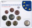 Offizieller Kurssatz 2012 ADFGJ komplett 2012 Bundesrepublik Deutschlan... 69,00 EUR