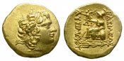 MITHRIDATIC WARS. GOLD STATER UNDER TH...