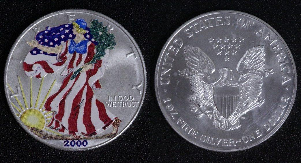 kr i dollar