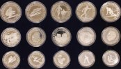 4250 Dinar 1982-84 Jugoslawien Olympia ´82- 84 Sarajewo PP*/OVP*/Zert  210,00 EUR  +  10,00 EUR shipping