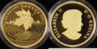 200 Dollar 2015 Kanada 200 $ Maple Leaf 2015 - Reflection PP  2600,00 EUR