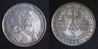 5 Mark 1955 BRD - Markgraf von Baden - vz/min.Kr./ber.  188,00 EUR  +  10,00 EUR shipping