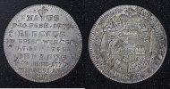 Sterbegroschen 1779 Würzburg  - Adam Friedrich von Seinsheim - vz-st  145,00 EUR  +  10,00 EUR shipping