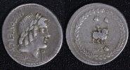 Denar 85 v.Chr. Rom Republik - MN Fonteius CF f.ss  80,00 EUR  +  10,00 EUR shipping