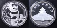 50 Yuan 1987 China Panda (5 Unzen) PP*  379,00 EUR  +  10,00 EUR shipping