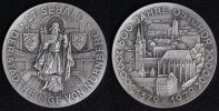 Medaille 1979 Nürnberg St. Sebaldus - 600 Jahre Ostchor f.st/matt./*  59,00 EUR  +  10,00 EUR shipping