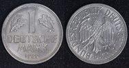 1 Mark 1955 D BRD gute Erhaltung vz-st  130,00 EUR  +  10,00 EUR shipping