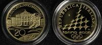 20 Euro 2005 Italien Olympia Turin ´06 - Palazzo Stupinigi PP*  290,00 EUR  +  10,00 EUR shipping