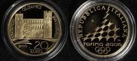 20 Euro 2005 Italien Olympia Turin ´06 - Porte Palatine PP*/l. Bel.  295,00 EUR  +  10,00 EUR shipping