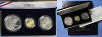 Satz 1994 USA 3-Münz-Satz Fußball-WM 1994 - Gold/ Silber/ CN BU/OVP/Zer... 450,00 EUR400,00 EUR  +  10,00 EUR shipping