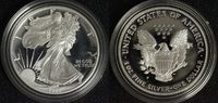 USA 1 Dollar 1995 PP in Kapsel Silver Eagle 60,00 EUR