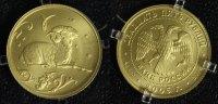 25 Rubel 2005 Russland Widder - Sternzeichen/ Tierkreiszeichen - Gold m... 325,00 EUR  +  10,00 EUR shipping