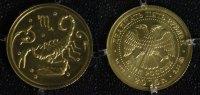 25 Rubel 2005 Russland Skorpion - Sternzeichen/ Tierkreiszeichen - Gold   420,00 EUR  +  10,00 EUR shipping