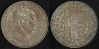 Taler 1855 A Preußen Friedrich Wilhelm IV. st/Kr. - attr. Patina  220,00 EUR  +  10,00 EUR shipping