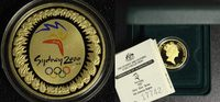 100 Dollars 2000 Australien Olympia Sydney 2000 - multicolor PP*/Etui+Z... 400,00 EUR  +  10,00 EUR shipping