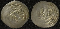 Pfennig o.J. Nürnberg Reichsmünzstätte - Konrad III. (1138-1152) - selt... 285,00 EUR  +  10,00 EUR shipping