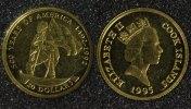 20 Dollars 1995 Cook Islands G. Washington - 500 Jahre Amerika - Gold P... 65,00 EUR  +  10,00 EUR shipping