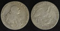 Taler 1789 B Brandenburg Preußen Friedrich Wilhelm II. - Breslau s-ss  110,00 EUR  +  10,00 EUR shipping