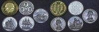 Medaillen o.J. Großbritannien Victoria - 4 Zinn-Medaillen in Messingdös... 225,00 EUR  +  10,00 EUR shipping