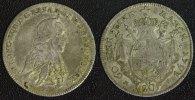 20 Kreuzer 1791 MP Würzburg Franz Ludwig v. Erthal ss/ss+  95,00 EUR  +  10,00 EUR shipping