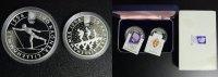 Satz 50 & 100 Kronen 1991 Norwegen Olympia Lillehammer ´94 - Langläufer... 139,00 EUR  +  10,00 EUR shipping