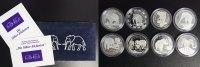 Satz 8x Silbermünzen 1993 Asien/ Afrika Elefanten - diverse Länder & We... 295,00 EUR  +  10,00 EUR shipping