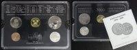 Kursmünzensatz 2000 Schweden Sweden, Millennium-Set - with Ag-Medal BU/... 55,00 EUR  +  10,00 EUR shipping