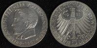 5 Mark 1957 BRD Joseph Freiherr v. Eichendorff vz-st/kl.Rf.  188,00 EUR  +  10,00 EUR shipping